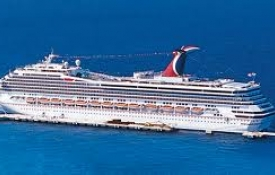 Carnival Conquest Arrives in South Florida
